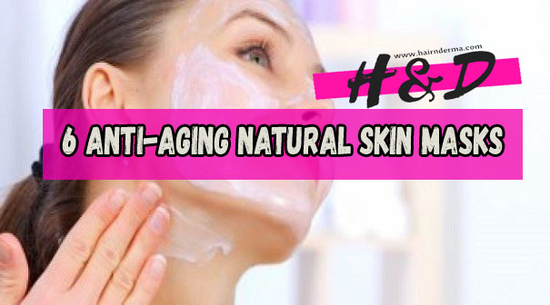 Photo of 6 Anti-Aging Natural Skin Masks