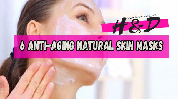 Photo of 6 Anti-Aging Natural Skin Masks