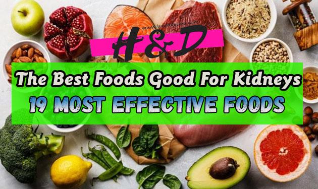 the best foods good for kidneys
