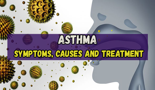 Photo of What is Asthma?