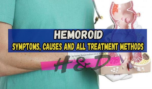 hemoroid causes