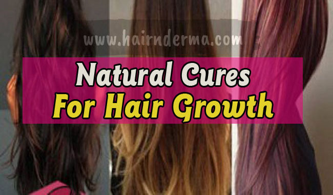 Natural hair cures for growth
