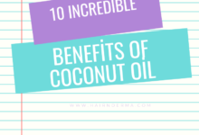 Photo of 10 Incredible Benefits of Coconut Oil