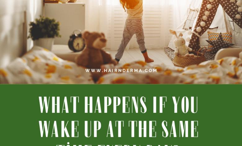 Early wake up